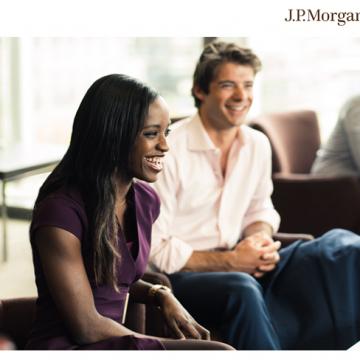 JP Morgan - Personas trabajando