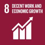 Trabajo decente y crecimiento económico