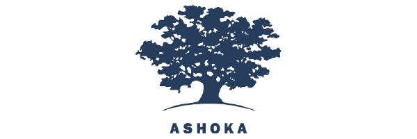 Logo de organización Ashoka